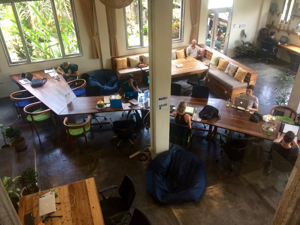 Outpost Bali, CodingNomads, best coworking space, digital nomad Bali