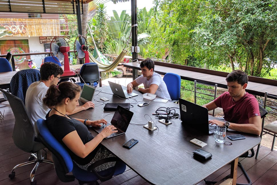 coding bootcamp Thailand, learn to code Thailand