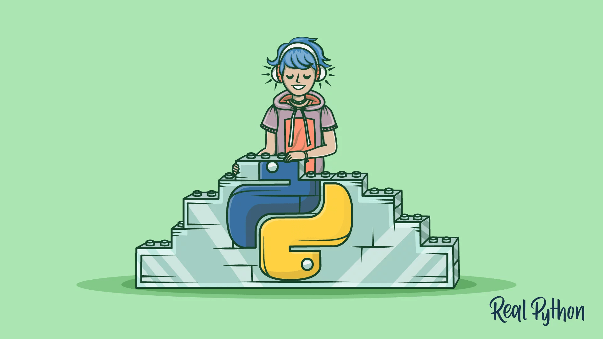 python for application development