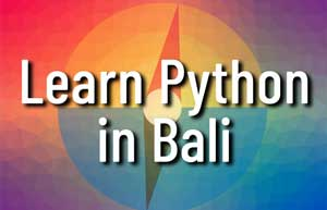 learn python, python bootcamp, learn to code in bali, bali coding bootcamp