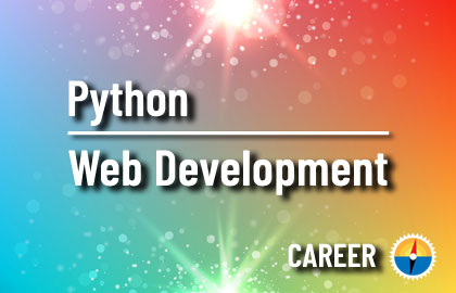 Python developer, Python web development, web development course